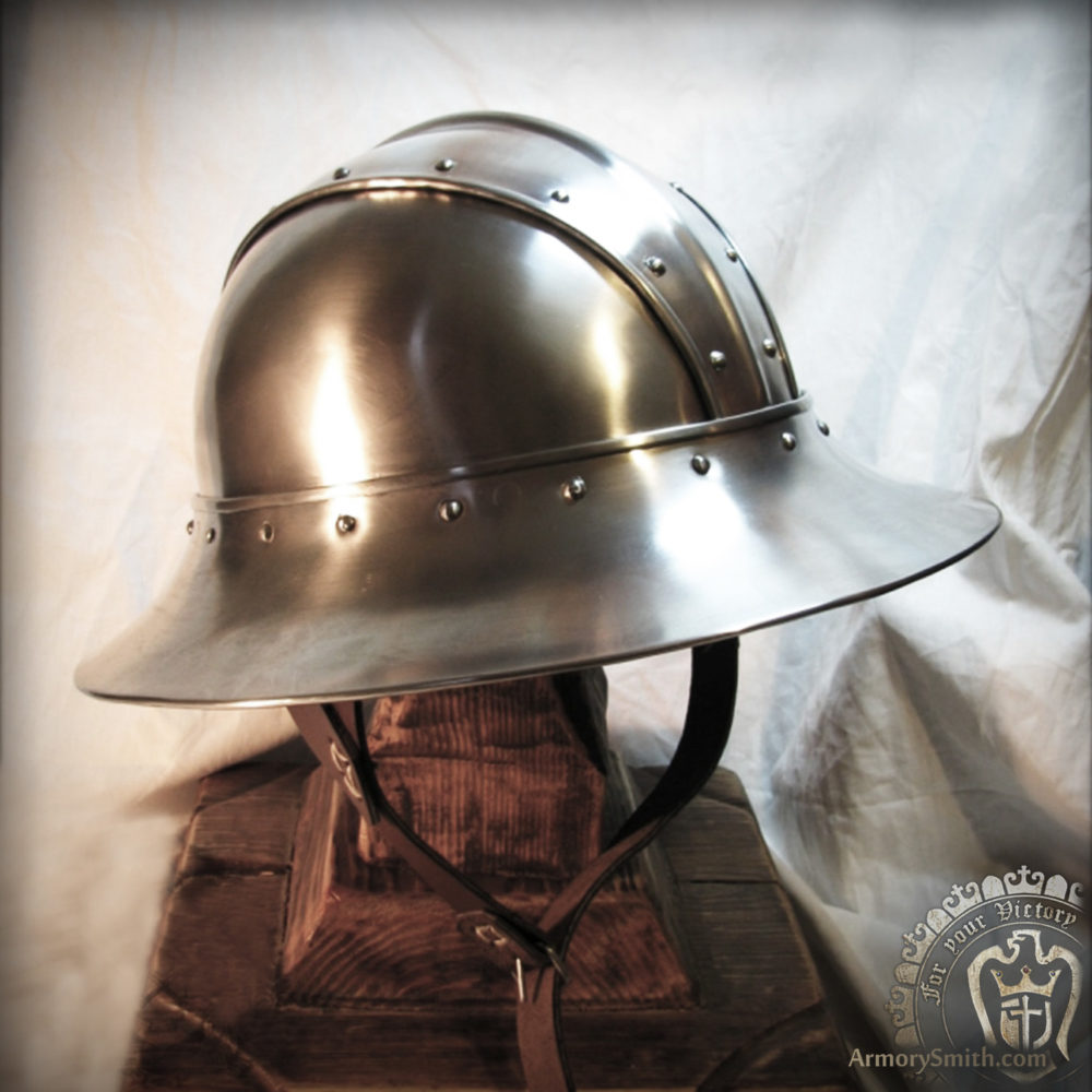 Kettle hat by Maciejowski Bible ArtArmor master Emris