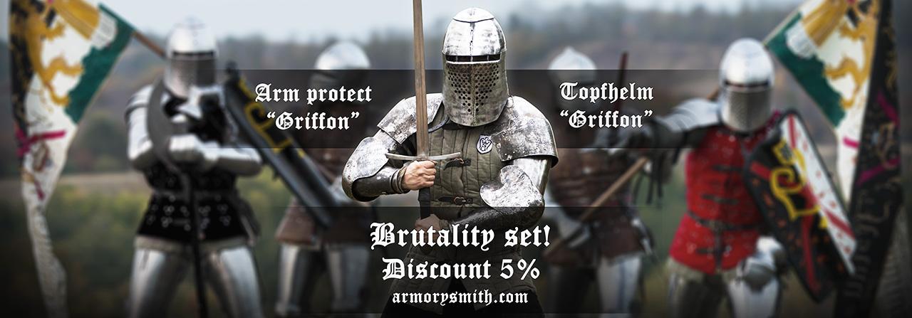 Brutality set