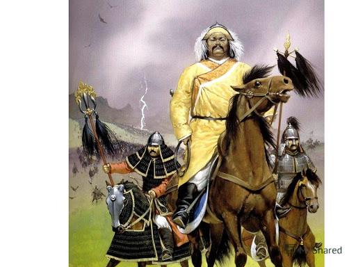 Рис 27 монгол