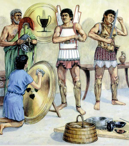 рис 4. греки